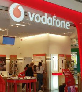dar de baja Vodafone